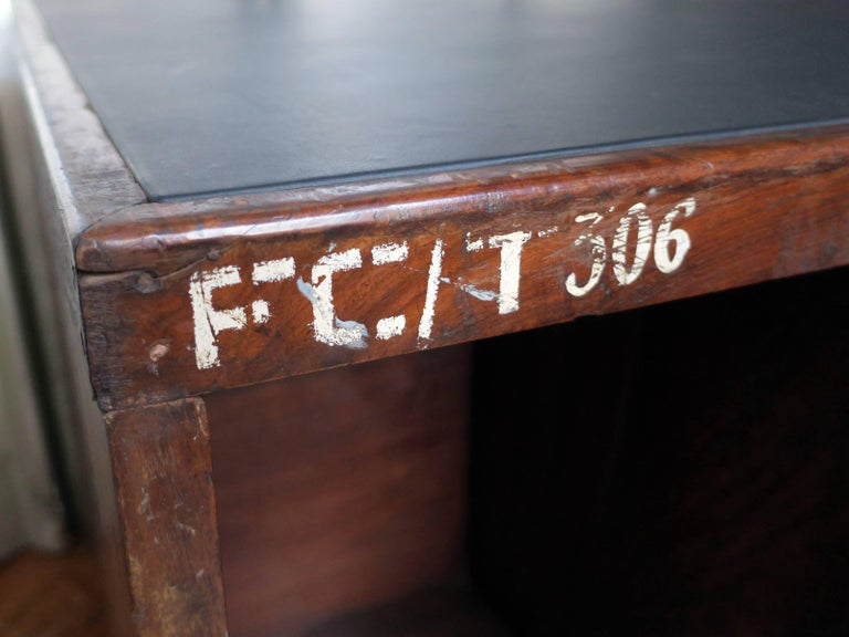 Pierre Jeanneret Desk from the Administrative Buildings, Chandigarh For Sale 2