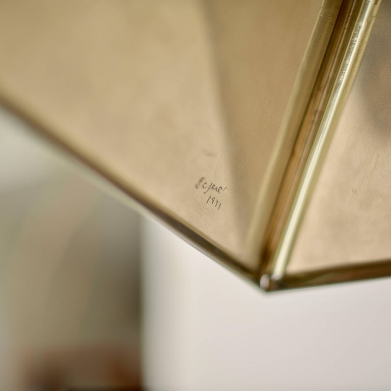 C. Jere Chrome Floor Lamp For Sale 1
