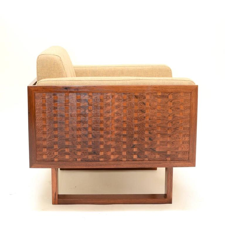 Poul Cadovius Chair In Rosewood For France And Son For