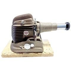 Iconic, Manumatic Primitive Slide Projector, Classic 1950s Design, Important