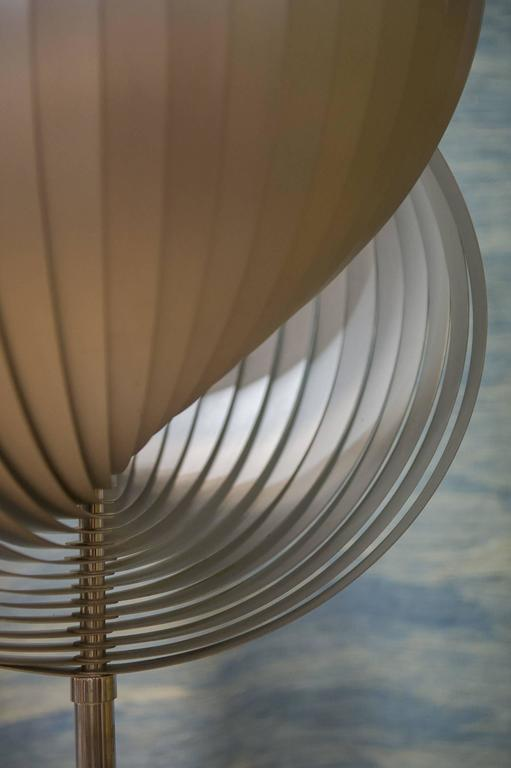 Contemporary Modern Signed Floor Lamp- FINAL CLEARANCE SALE For Sale
