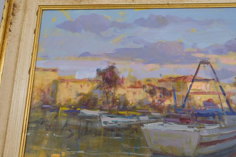 Italian  Sea  Painting