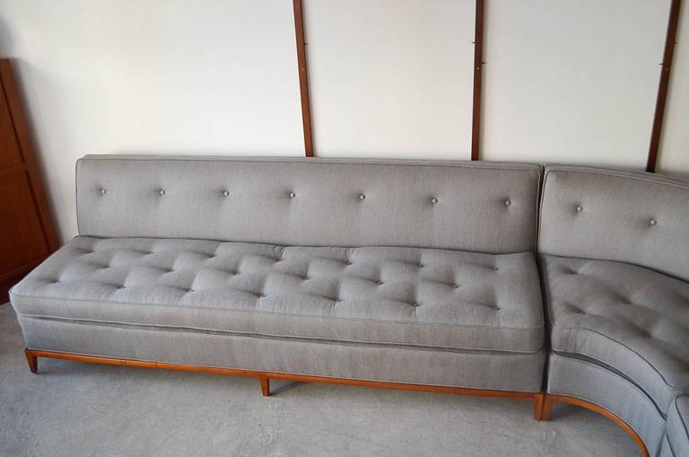 Brilliant T H Robsjohn Gibbings Sectional Sofa For Widdicomb Gamerscity Chair Design For Home Gamerscityorg