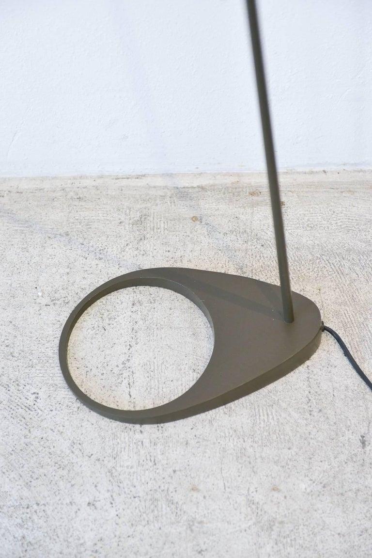 aj floor lamp midcentury modern early arne jacobsen aj floor lamp for louis poulsen 1960 at 1stdibs