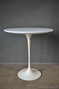 Early Eero Saarinen Tulip Side Table for Knoll, ca. 1960
