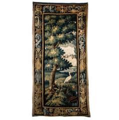French 18th Century Verdure Tapestry