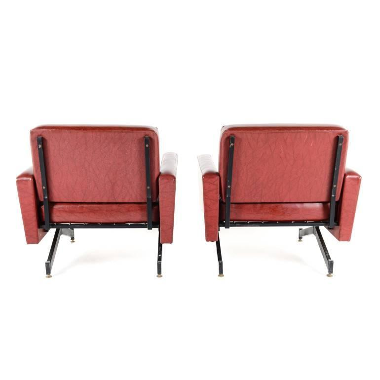 french mid century modern armchairs for sale at 1stdibs