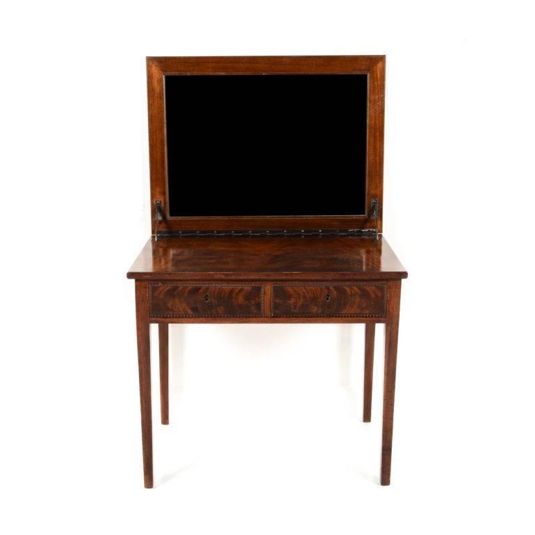 small desk vanity table