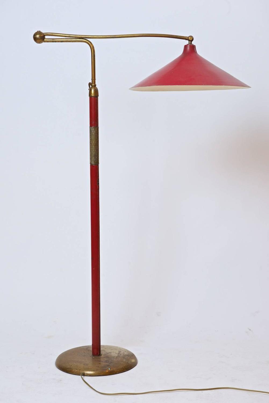 Arredoluce telescopic floor lamp at 1stdibs for Arredo luce