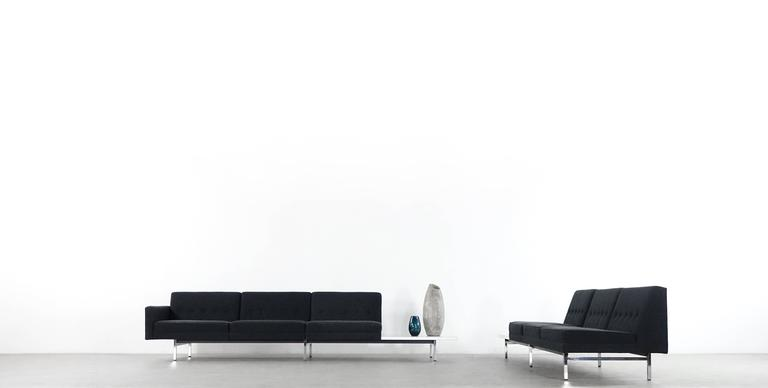 Modular System Seating Suite Sofa by George Nelson for Herman Miller Perfect For Sale 3