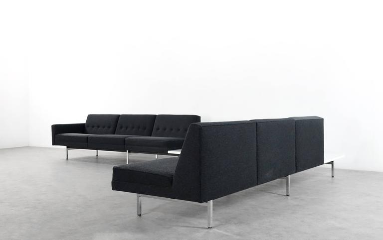 Modular System Seating Suite Sofa by George Nelson for Herman Miller Perfect In Excellent Condition For Sale In Munster, NRW