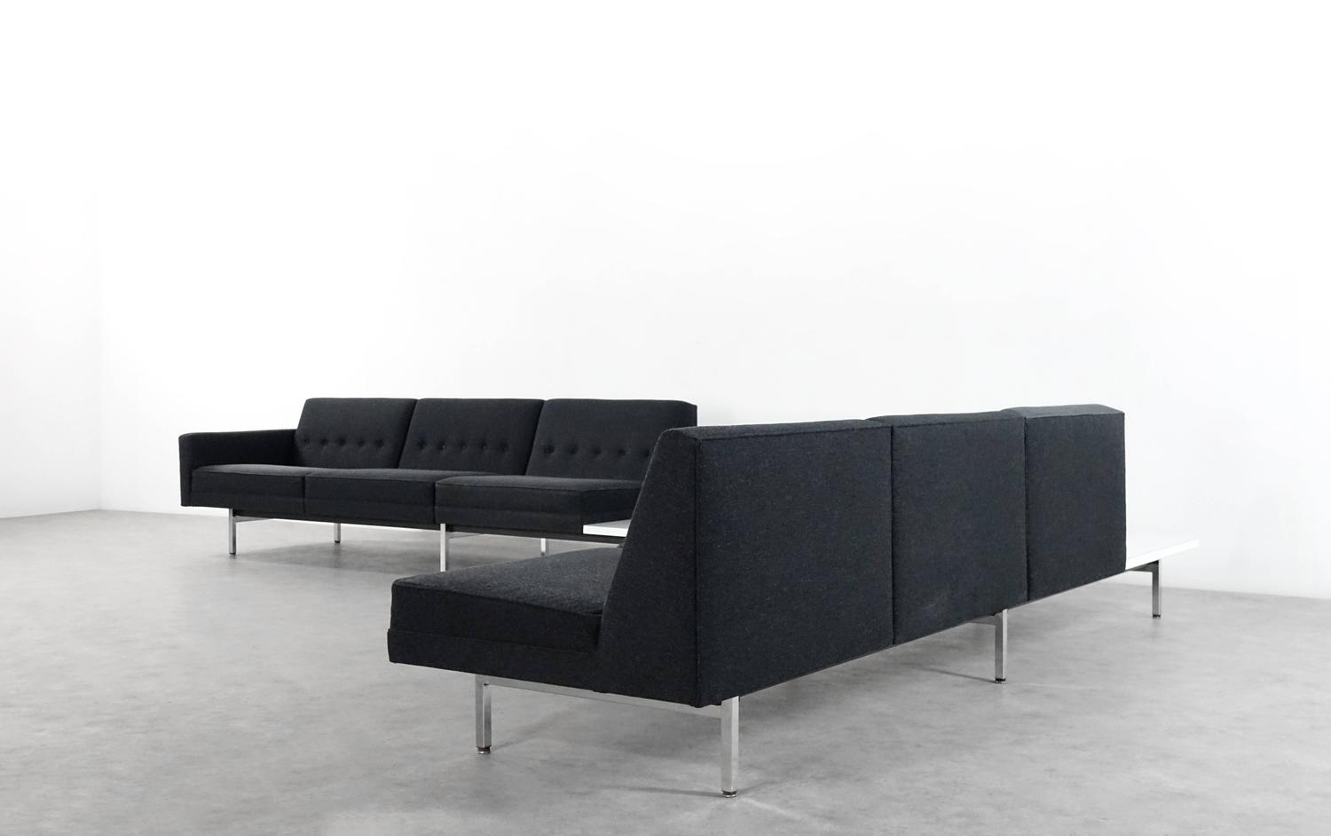 Modular System Seating Suite Sofa By George Nelson For