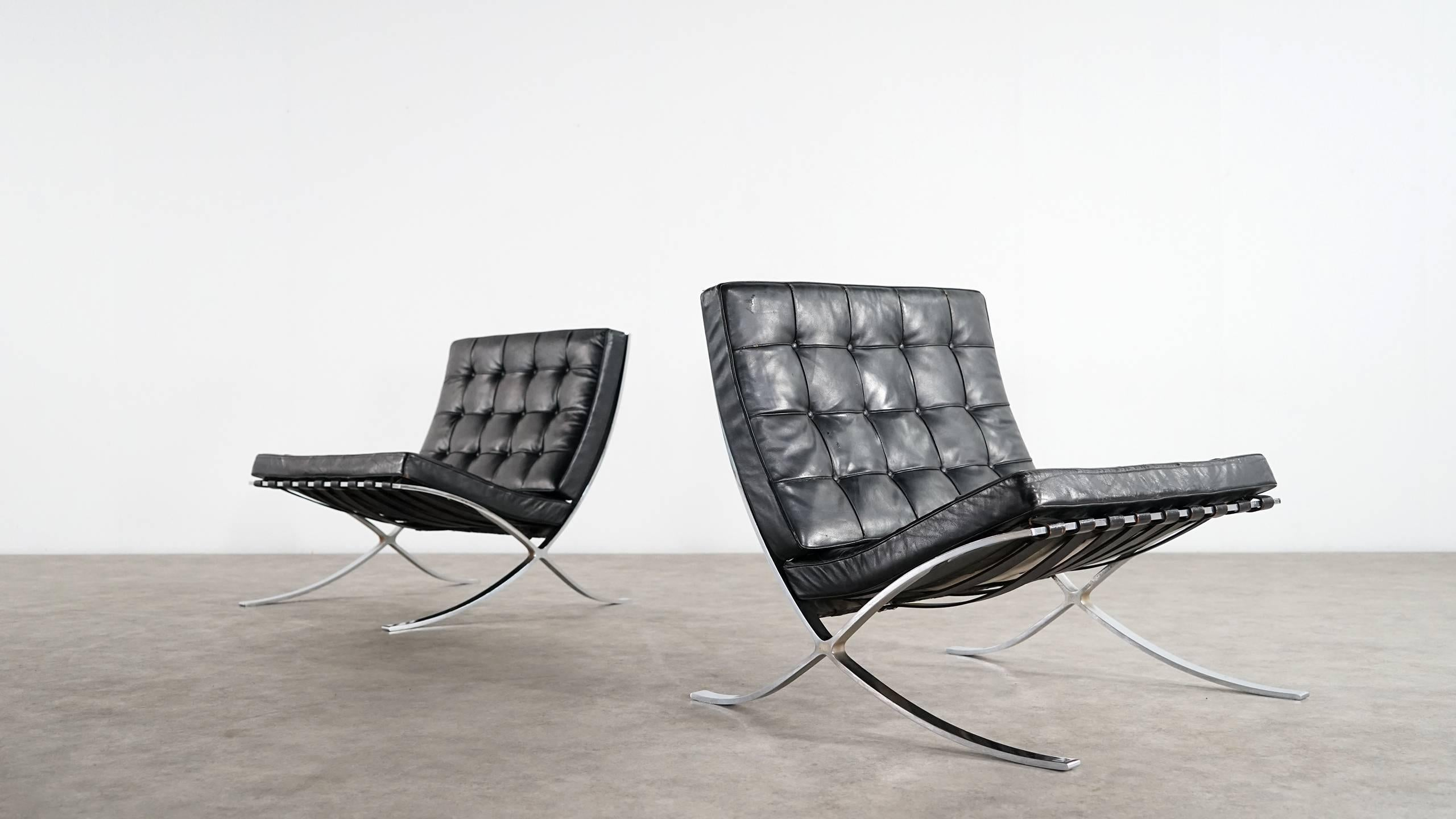 Barcelona Chair Knoll Inc Search All Lots Skinner Auctioneers
