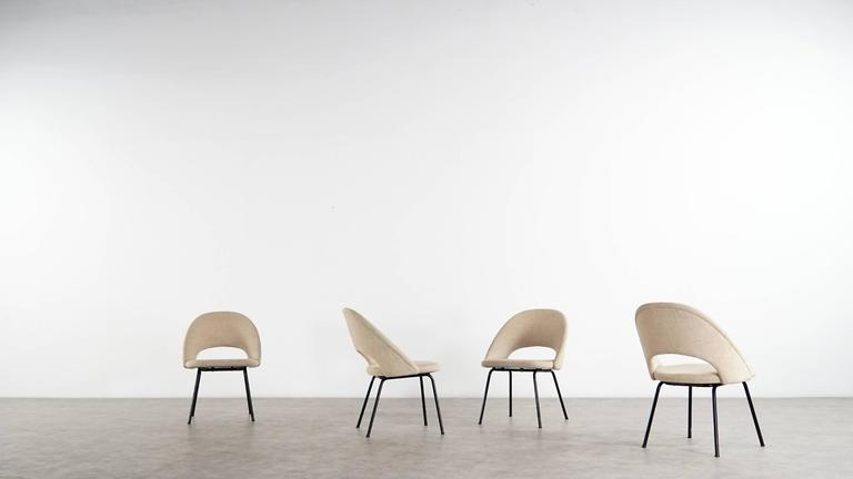 American Eero Saarinen, Executive Chair by Knoll International with Kvadrat For Sale