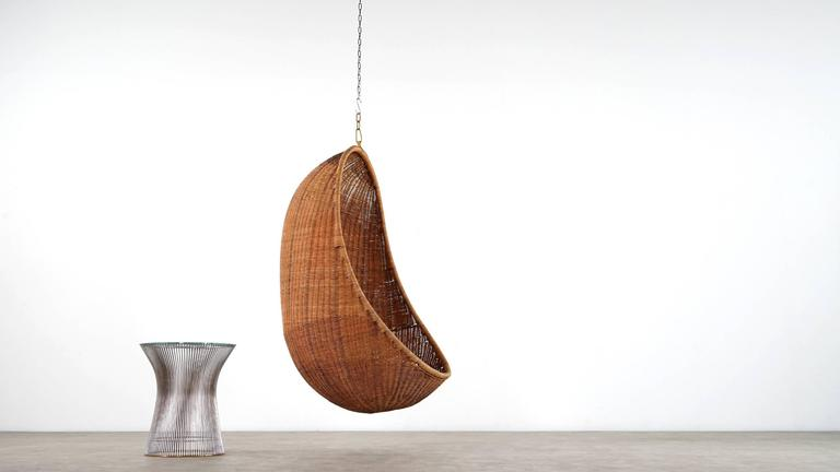 "Nanna Ditzel ""Egg Chair"" Hanging Chair 1959 by Robert ..."