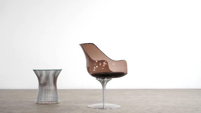 Champagne Chair by Erwin & Estelle Laverne, 1962 for Formes Nouvelles For Sale 3