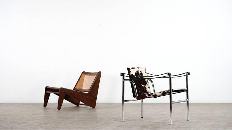 Le Corbusier, Pierre Jeanneret & Charlotte Perriand, 1928, LC1 Chair by Cassina 5
