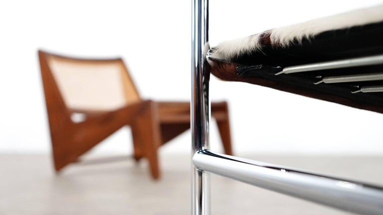 Le Corbusier, Pierre Jeanneret & Charlotte Perriand, 1928, LC1 Chair by Cassina 2