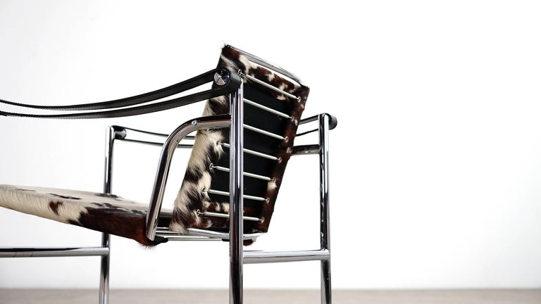 Le Corbusier, Pierre Jeanneret & Charlotte Perriand, 1928, LC1 Chair by Cassina 7