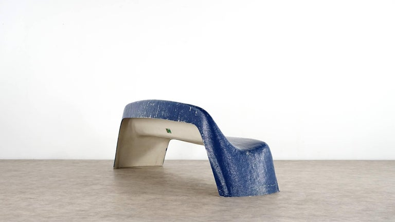 Walter Papst, Bench 1967 for Wilkhahn, Germany
