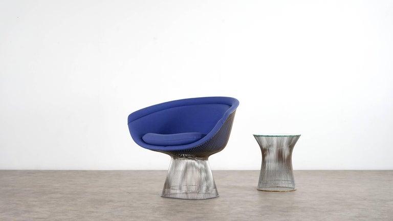 Warren Platner Lounge Chair, 1966 for Knoll International 3