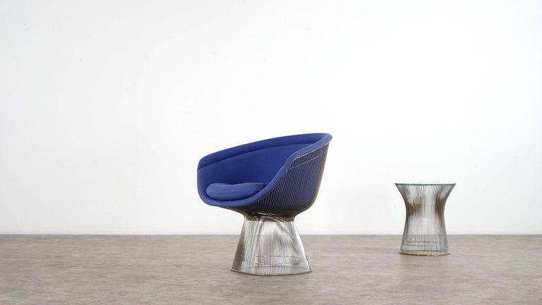 Warren Platner Lounge Chair, 1966 for Knoll International 4