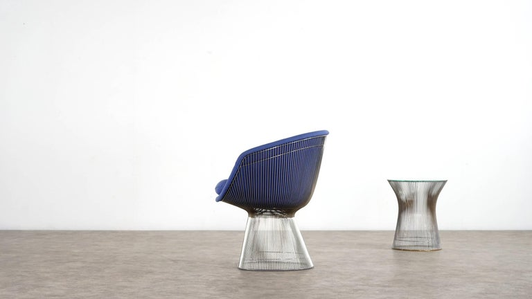 Warren Platner Lounge Chair, 1966 for Knoll International In Excellent Condition For Sale In Munster, NRW