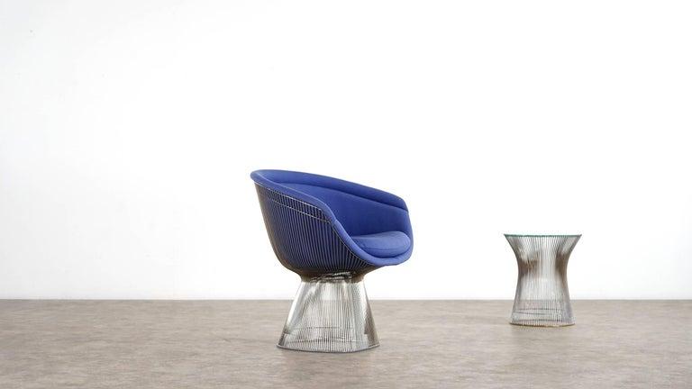 Warren Platner Lounge Chair, 1966 for Knoll International 7