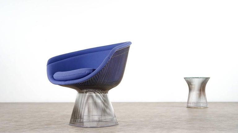 Warren Platner Lounge Chair, 1966 for Knoll International 9