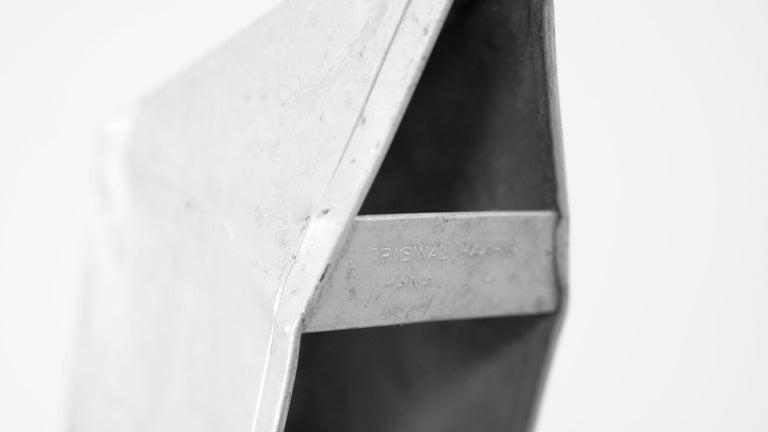 Frankfurter Küche 3 Aluminium Scoops by Margarete Schuette-Lihotzky, 1926 In Good Condition For Sale In Munster, NRW