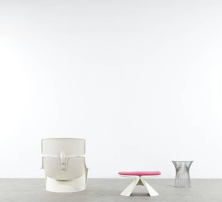Mid-20th Century Steen Ostergaard Lounge Chair, Meteor for Cado For Sale