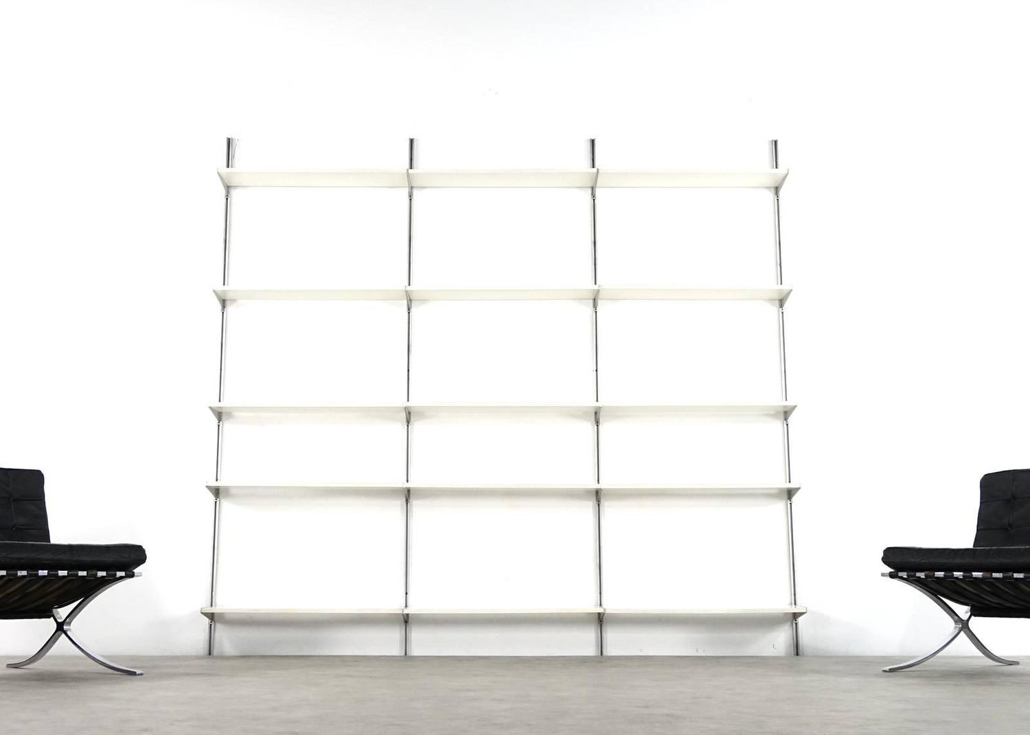 George Nelson CSS Wall Unit for Herman Miller 1959 at 1stdibs