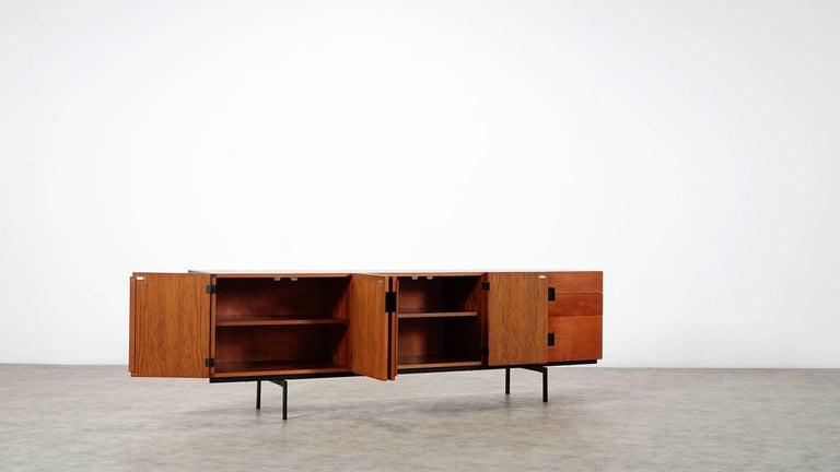 Cees Braakman Japanese Series Du-03 Sideboard for Pastoe, Netherlands, 1955 For Sale 1
