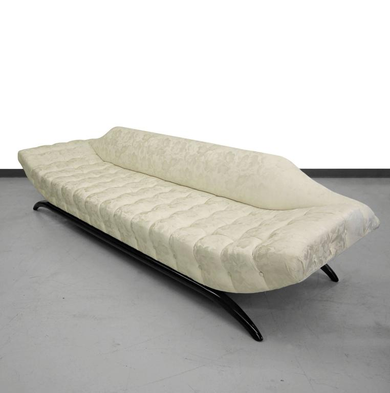 Mid Century Gondola Sofa: Mid-Century Gondola Sofa For Sale At 1stdibs