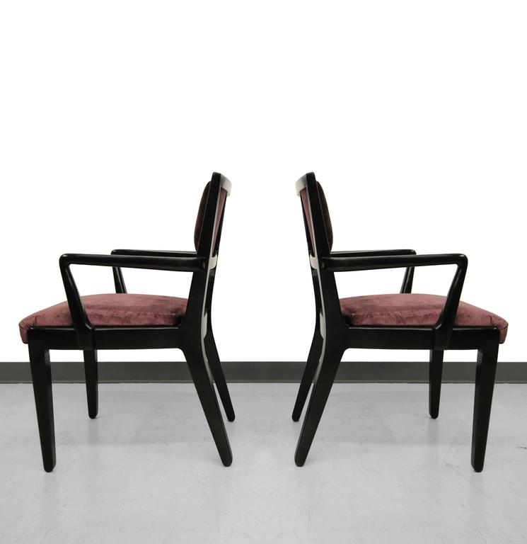 century dining chairs by edward wormley for drexel for sale at 1stdibs