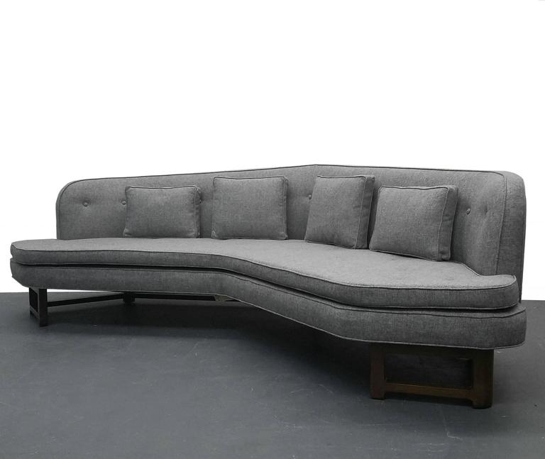 Mid-Century Modern Large Mid-Century Janus Sofa by Edward Wormley for Dunbar For Sale