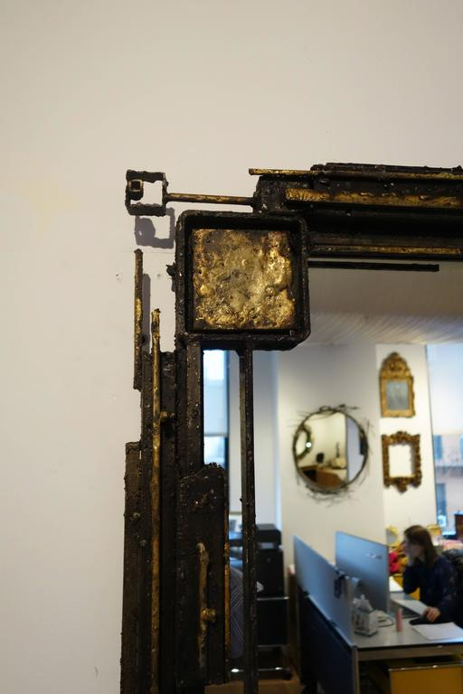 Brutalist Portal Mirror 2015, Cathedral Series For Sale