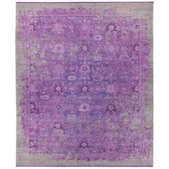 Bidjar Enjoy, Purple from Bidjar Carpet Collection by Jan Kath