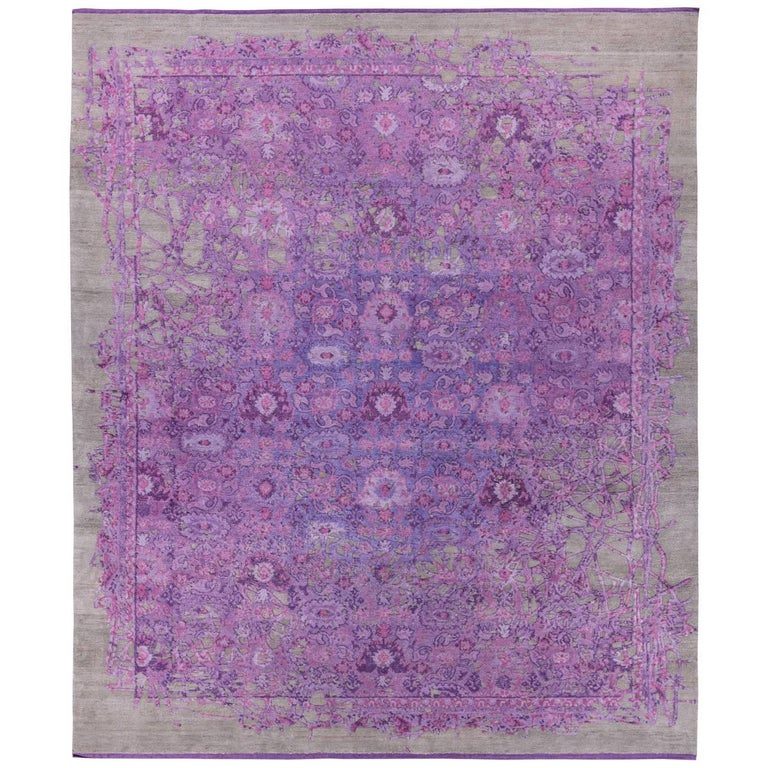 Bidjar Terquoise From Bidjar Carpet Collection By Jan Kath
