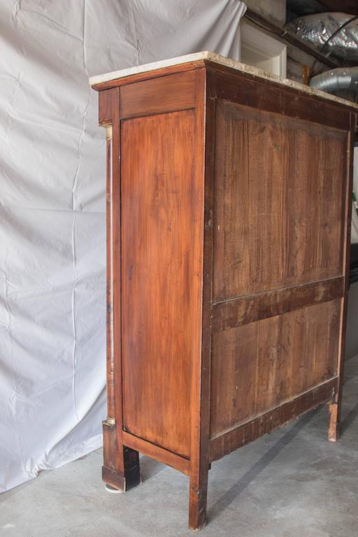 19th Century French Empire Secretaire For Sale 6