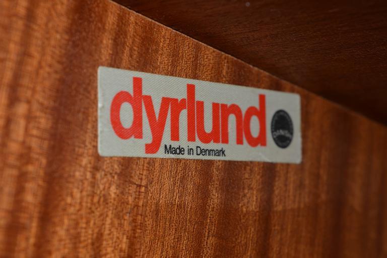 Danish Teak Sideboard Inspired by Arne Vodder for Dyrlund For Sale 5