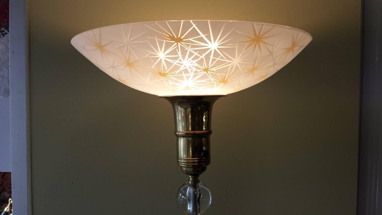 id Star Pattern Lamp