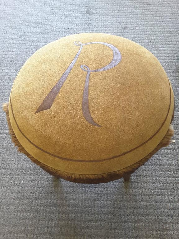 Mid Century Quot Ranchboy Quot Stool For Sale At 1stdibs