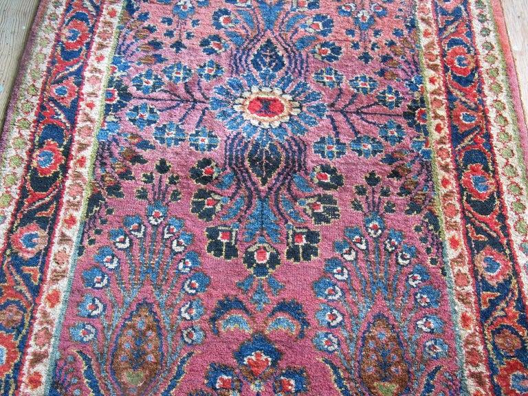 Lilihan Long Rug Iran Circa 1930 For Sale At 1stdibs