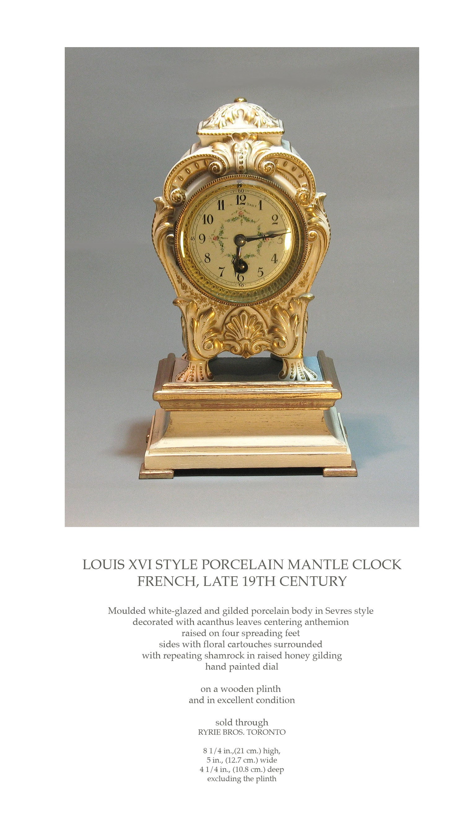Mantel clocks toronto
