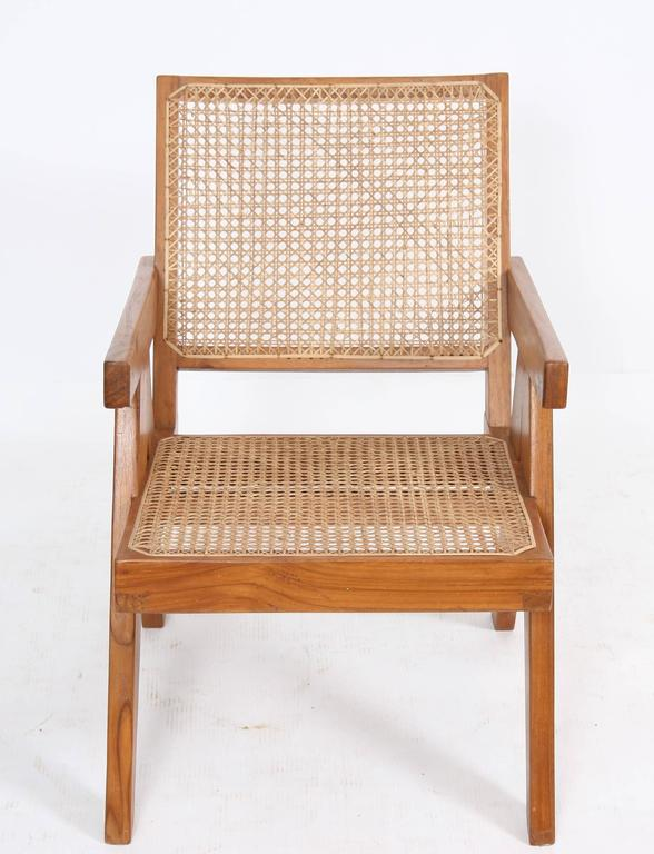 "Pierre Jeanneret (1896-1967),""easy armchairs"".