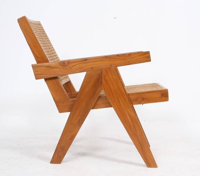 "Pierre Jeanneret, ""Easy Armchairs"" For Sale 2"