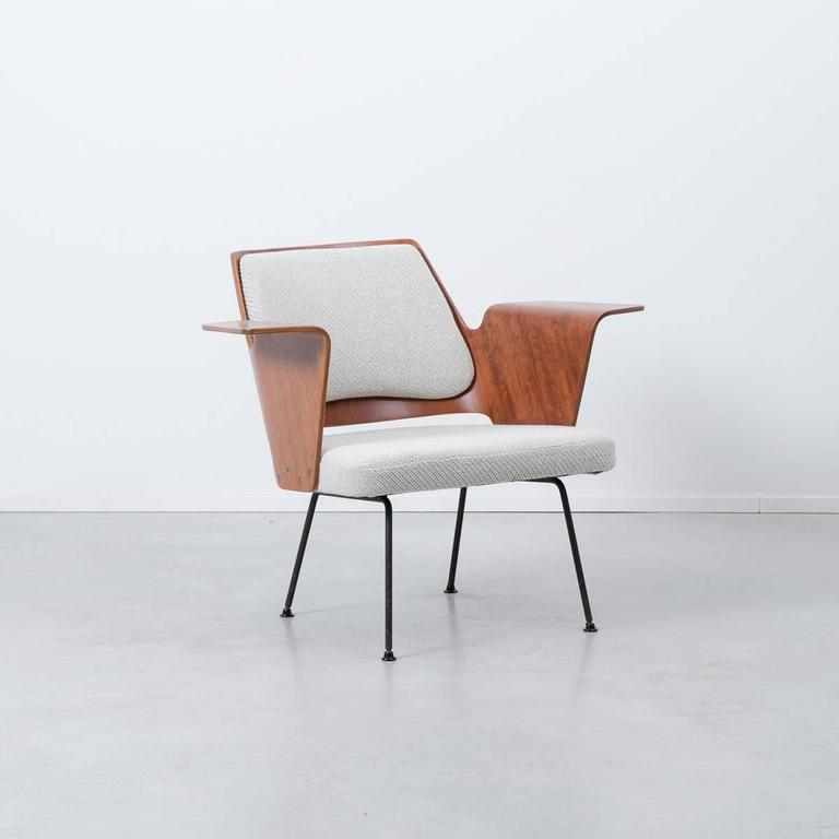 Robin Day Festival Hall Chair Hille Uk 1951 At 1stdibs