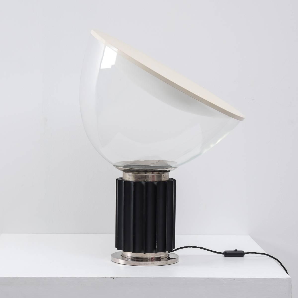 Achille castiglioni taccia table lamp italy 1962 at 1stdibs aloadofball Images