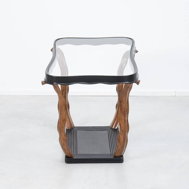 Mid-Century Modern Paolo Buffa Occasional Table Buffa, Italy, 1940s For Sale